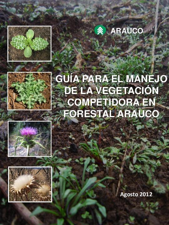 Guía Manejo Vegetación Competidora sept 2012 [biof]